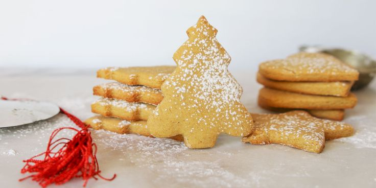 Christmas Gingerbread - The Whole Daily
