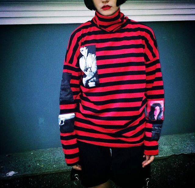 KPOP Bangtan Boys SUGA Red Bigbang GD G-Dragon Same pullover Hoodie Unisex Sweatershirt #Brand #Aganmi #sweaters #women_clothing #stylish_dresses #style #fashion