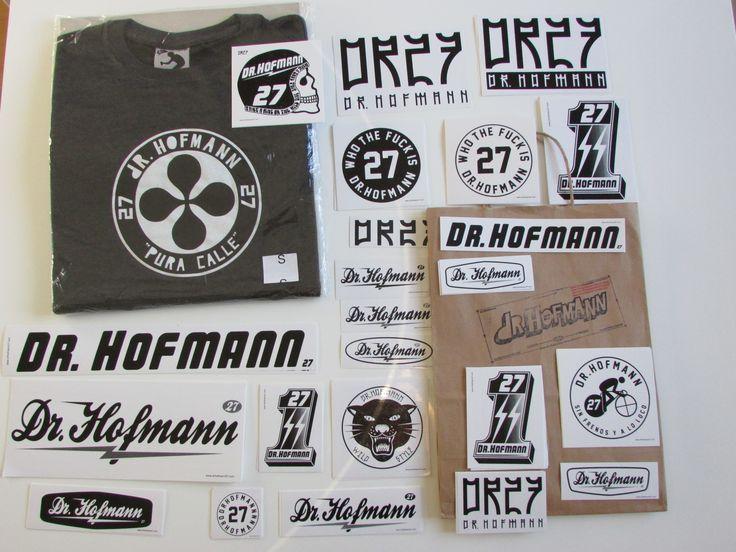 Dr.Hofmann Stickers