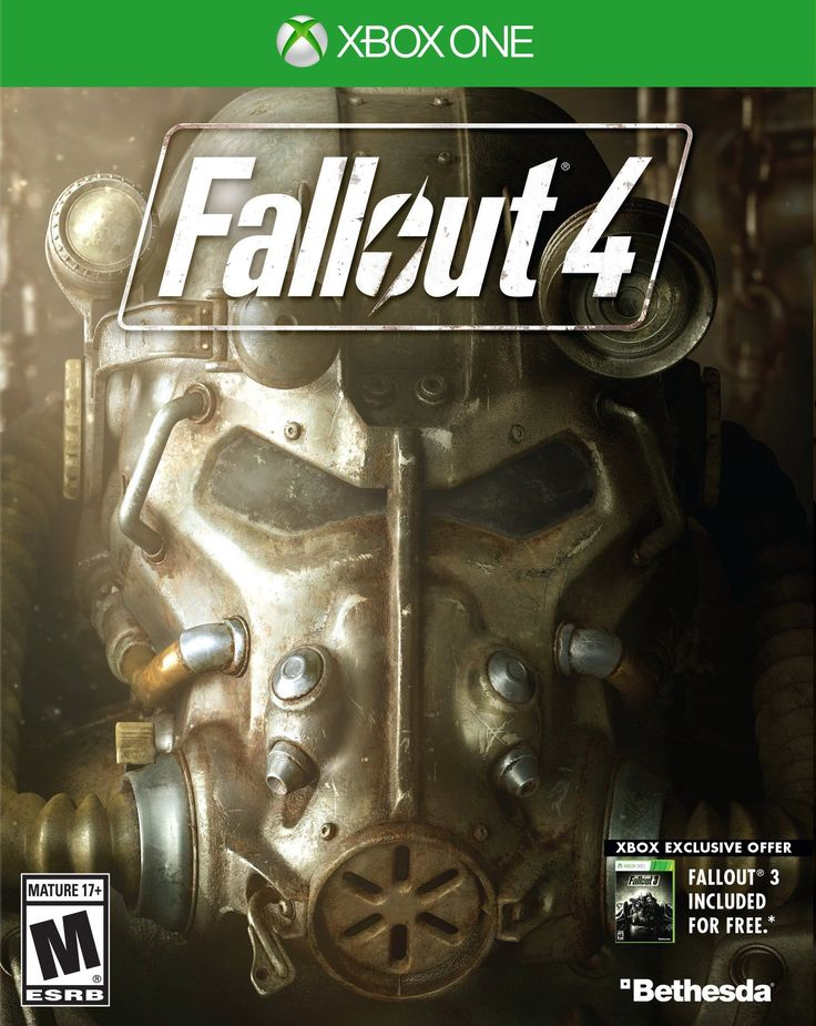 Tyler - Amazon.com: Fallout 4 - Xbox One: Video Games