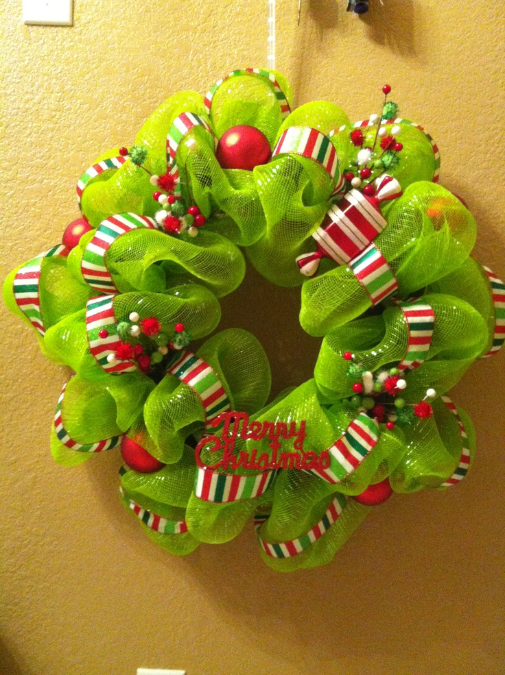 Pinterest Wreaths For Christmas