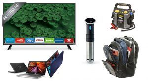 ET deals roundup: Save on 4K UHDTVs laptops and Swiss Gear before Black Friday