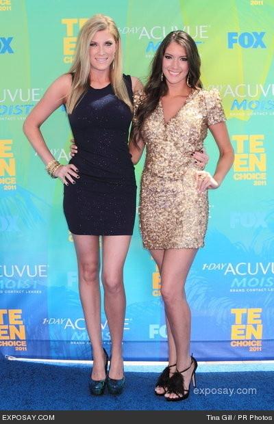 Elle Fowler and Blair Fowler. geniuses