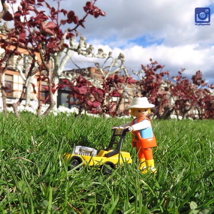 Spring, garden alters  #playmobil [19/04/2015]