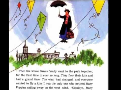 Mary Poppins - Disney Story - YouTube