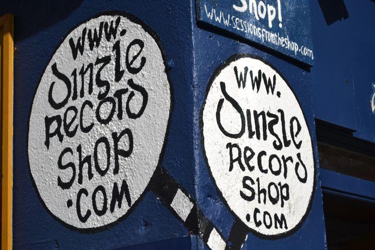 Dingle Record Shop www.dinglerecordshop.com