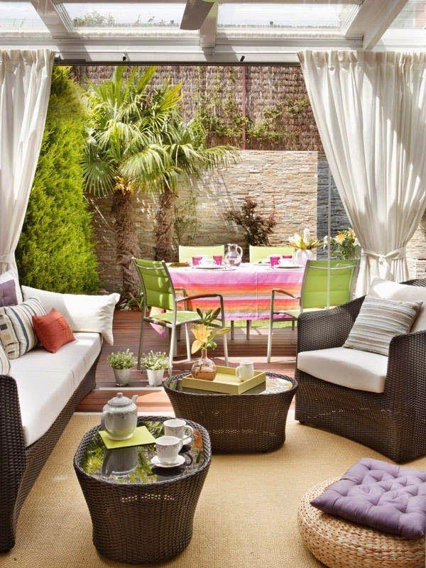 27 mejores im genes de techos para terrazas o zotehuelas for Porches de ocasion