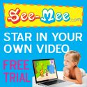 Need a fab Gift for a pre-schooler Imagine them starring in 12 fun personalized videos!  Create a sample video for free now &  Enter to #Win See-Mee Personalized Videos! USA and Canada