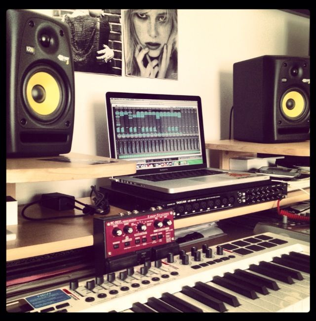 57 Best Production Gear Images On Pinterest: Http://www.infamousmusician.com/20-home-studio-recording