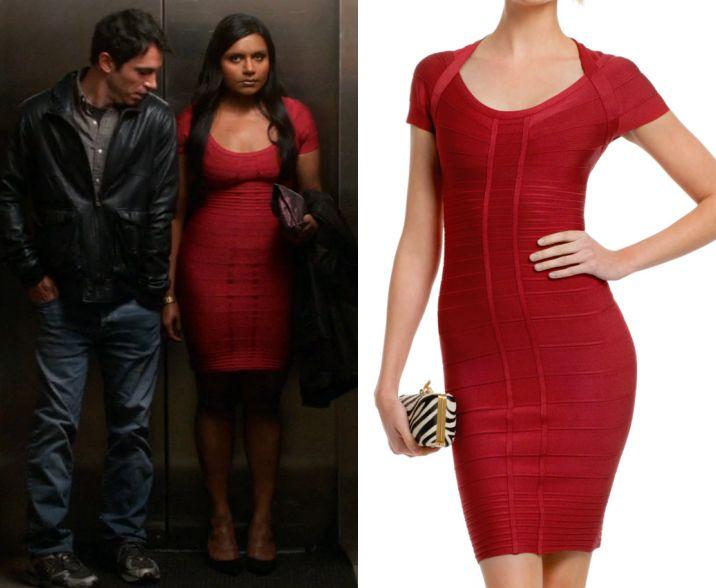 Mr k red dress project