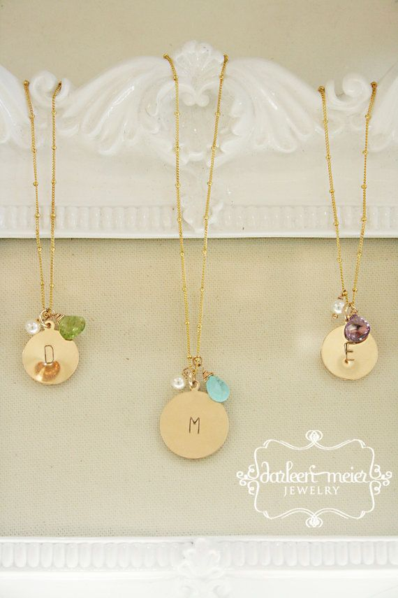 10 Best ideas about Birthstone Necklace on Pinterest ...
