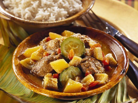 Lammragout auf kreolische Art Rezept | EAT SMARTER