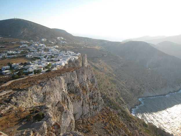Folegandros is one of the most enchanting places on Earth. | Community Post: 49 Reasons To Love Greece