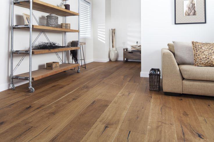 French Oak Flooring by Arrow Sun Australia: Wild Oak Lyon 240mm Wide