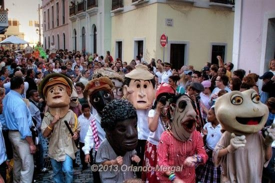 San Sebastian Festival - Puerto Rico's Big Street Party