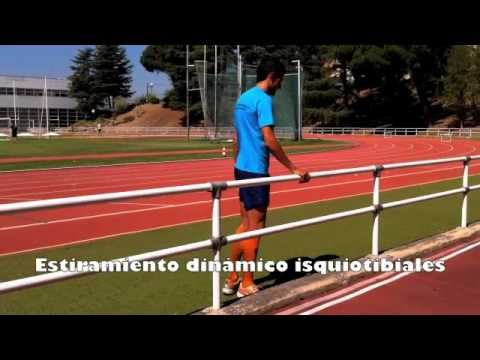 5.3 -Estiramiento dinámico isquiotibiales.m4v