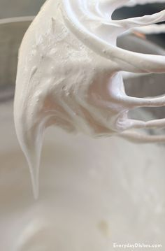 How to make fluffy boiled icing recipe video