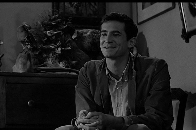 Why Norman Bates Is Secretly The Perfect Boyfriend. I am laughing so hard I can't even breathe.