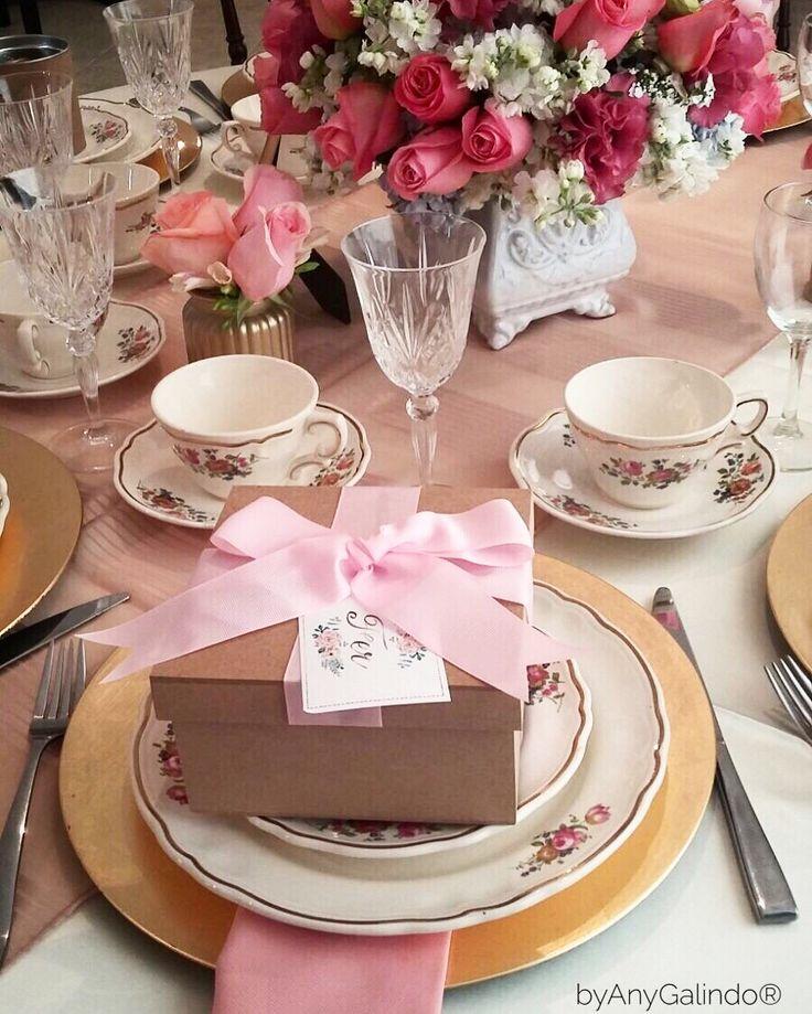 Caja invitación para dama de honor. byAnyGalindo®
