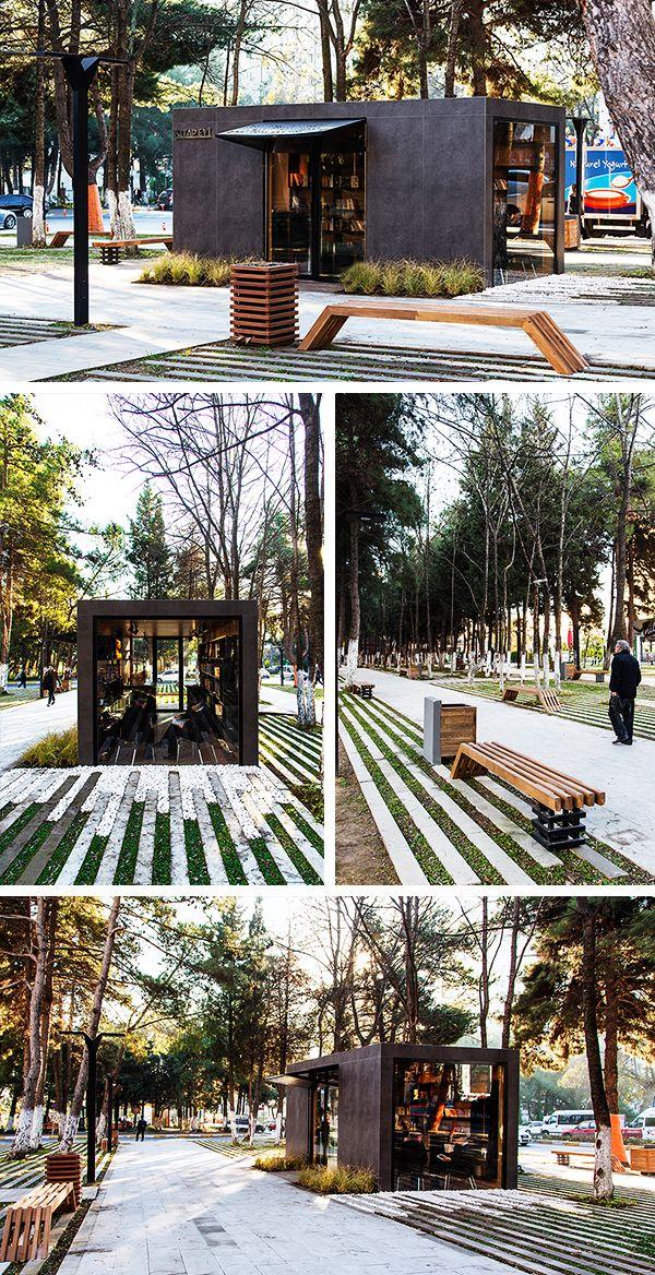 Touching the Green: Ein preisgekröntes Urban Design-Projekt von PDG Architects
