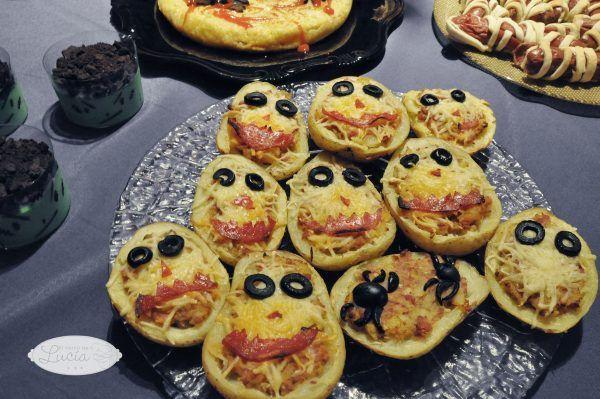 Recetas para Halloween: Patatas monstruosas