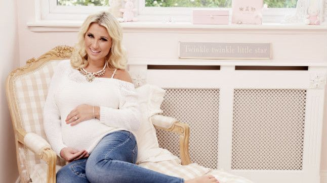 TOWIE star Billie Faiers' baby shower gifts from Pitter Patter Baby Gifts  new nursery: Exclusive pictures