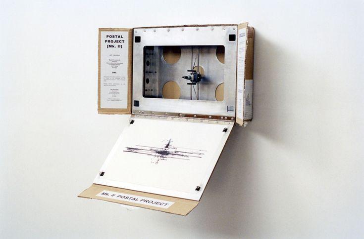 Tim Knowles Postal Project Mk2