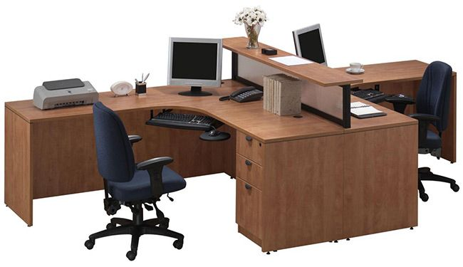 8 Best T-Shaped Desks For Two People Images On Pinterest