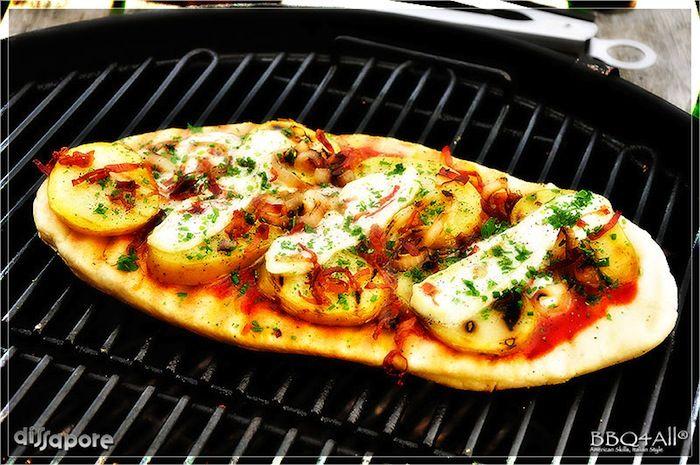 La guida completa della pizza alla griglia | Dissapore