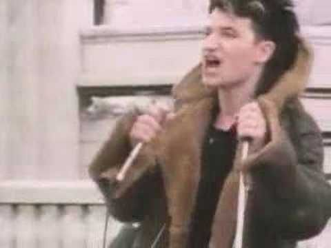 Music video by U2 performing Two Hearts Beat As One: Video with The Edge, Bono, Adam Clayton, Larry Mullen (C) 1983 Universal-Island Records Ltd.