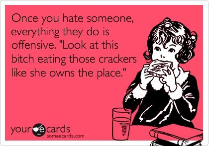 This cracks me up!Weight Loss, Favorite Ecards, Hate Someone, Too Funny, So True, So Funny, Hahaha Truths