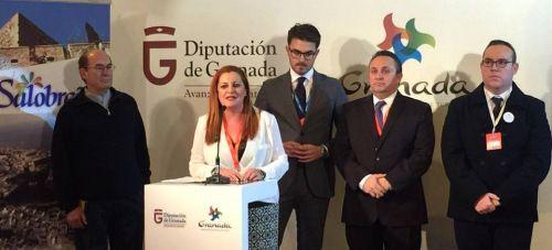 Salobreña participa en Fitur con importantes iniciativas y renovadas expectativas de desarrollo económico