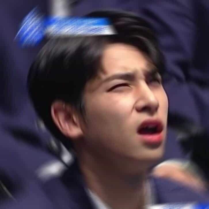 Produce X 101ーx1 Memes Funny Kpop Memes Kpop Memes Meme Faces