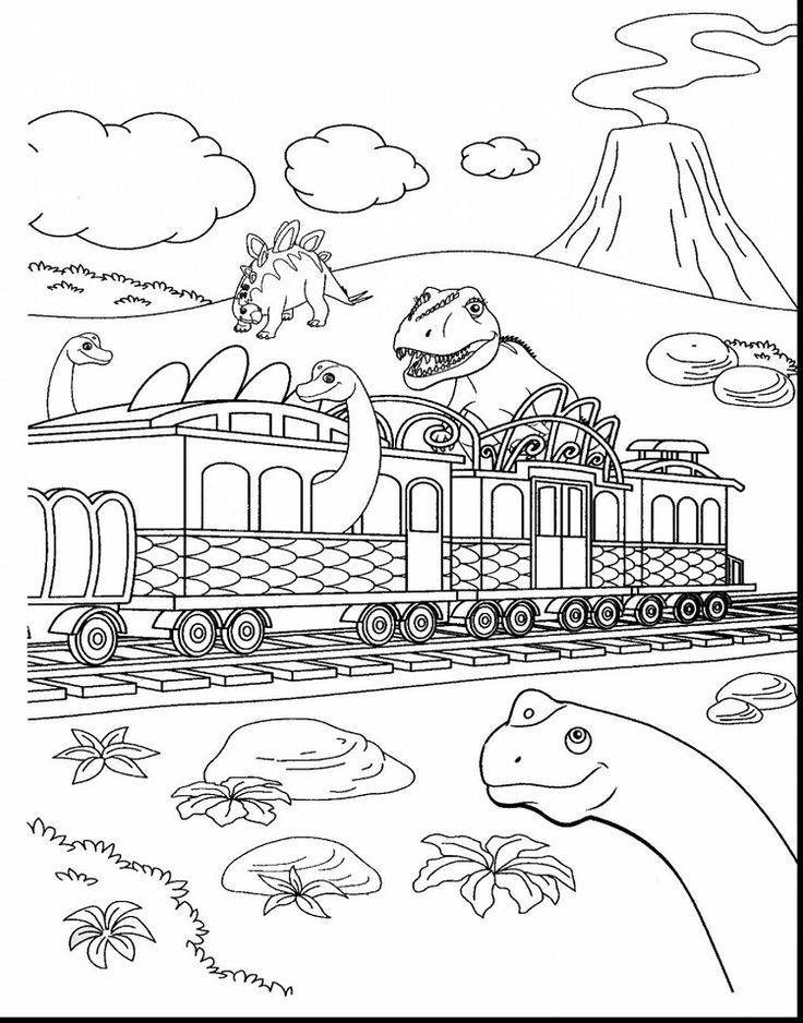 Dinosaur Train Coloring Pages Check More At Coloringareas Com
