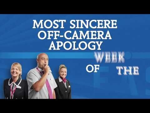 All Aboard: Most Sincere Off-Camera Apology © British Sky Broadcasting Limited 2013