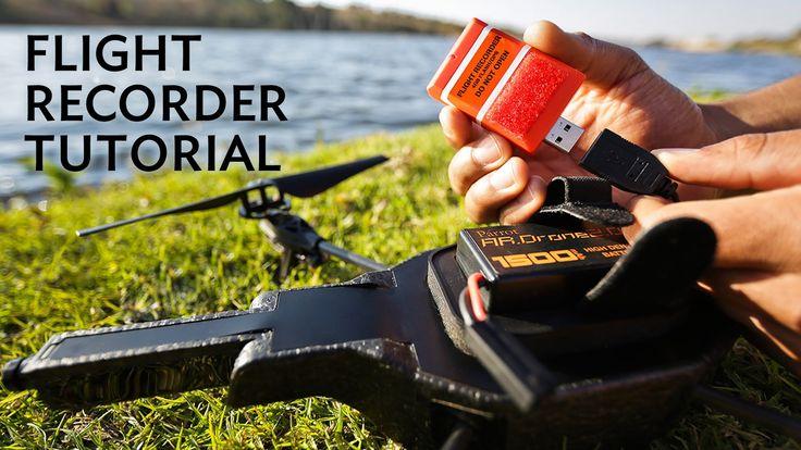Flight Recorder GPS Tutorial with AR.Freeflight 2.4