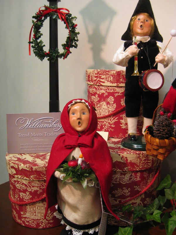 184 best Byers Choice Carolers images on Pinterest | Caroler ...
