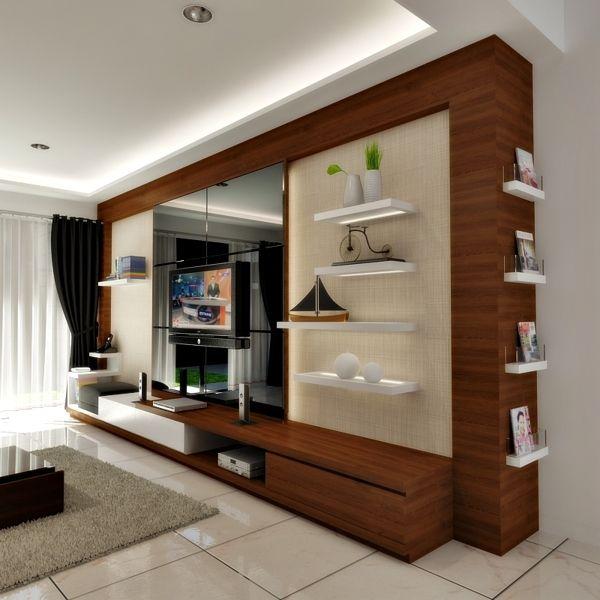 Credenza TV on Behance