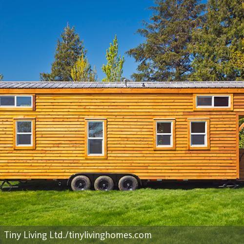 **Tiny Houses sind groß im Kommen: Nicht nur in den USA entschließen immer mehr Menschen, sich von unnötigem Ballast zu trennen und in kleine, oftmals mobile…