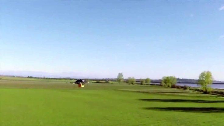 Homogadget: Amazon utilizará drones para entregar paquetes en 30 minutos