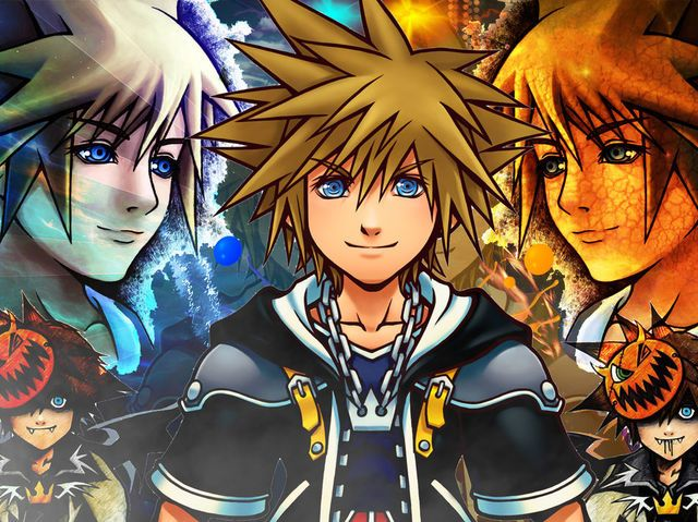 I got: Sora! What Kingdom Hearts character are you?