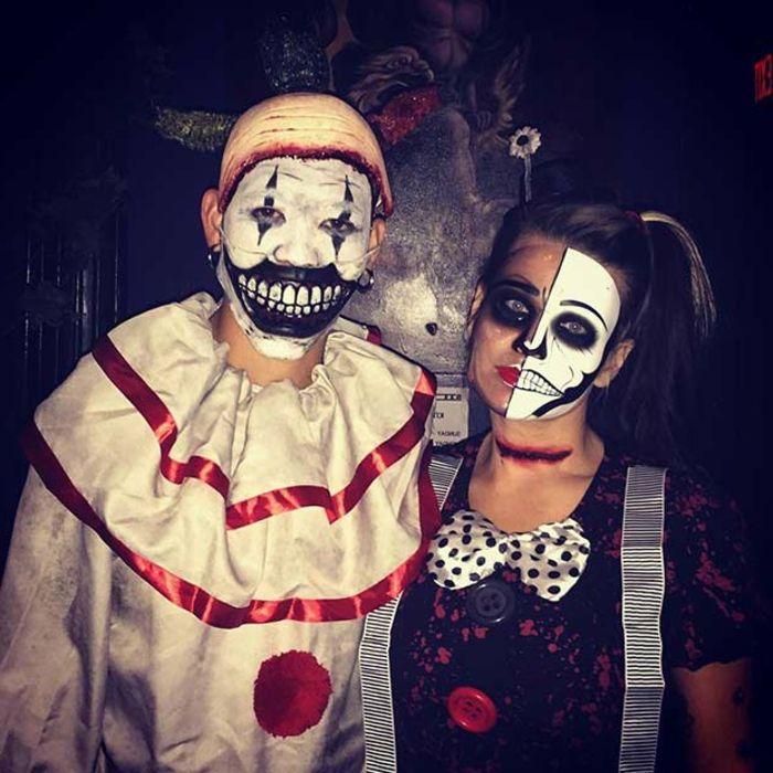 Quatang Gallery- 1001 Idees De Deguisement Halloween Pour Couple Idee Deguisement Halloween Deguisement Halloween Deguisement