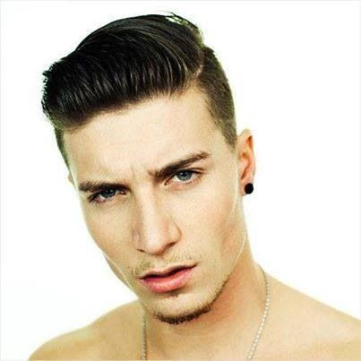best cortes cabello hombre images on pinterest hairstyles menus haircuts and hair