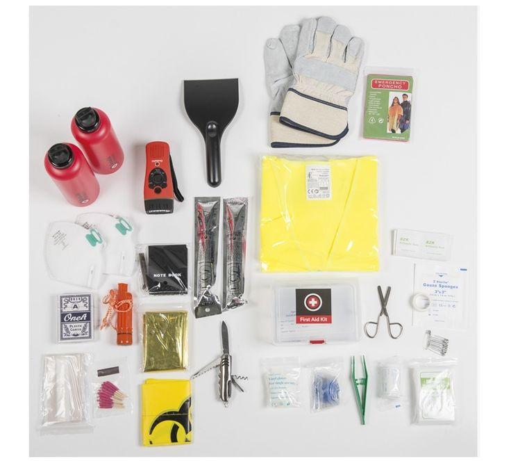 GRAB&GO™ Emergency Kit 1 Person / mehr Infos auf: www.Guntia-Militaria-Shop.de