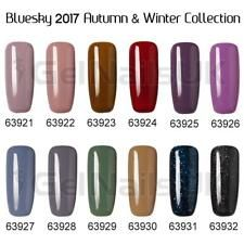 Bluesky AUTUMN WINTER Range UV/LED Soak Off Gel Nail Polish 10ml FREE POSTAGE