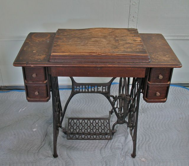 Furniture Repair Restoration Reupholstering In Appleton 40's Delectable How To Restore Old Sewing Machine Cabinet