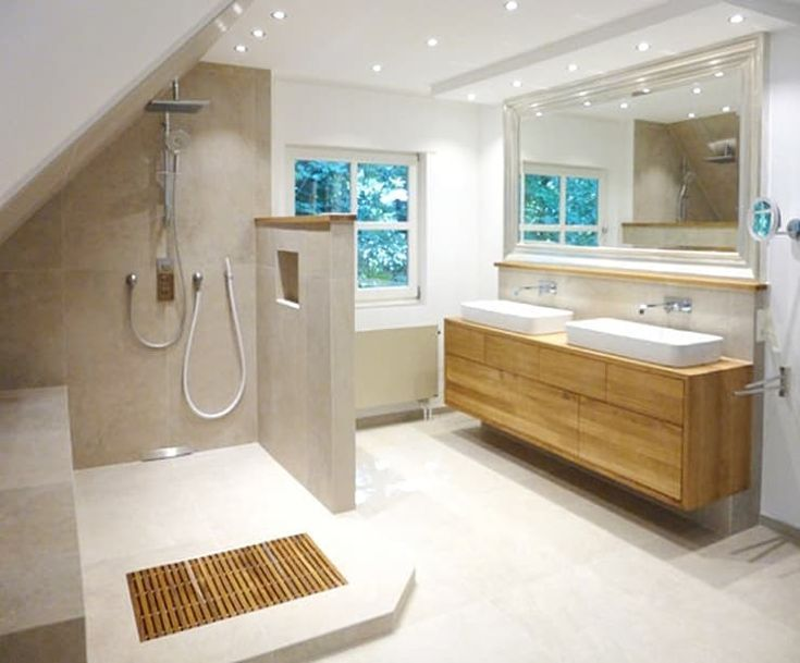 105 Bad Design Ideen Fur Mehr Stimmung Stil Und Wellness Mit Bildern Traumhafte Badezimmer Bad Neu Gestalten Badezimmer Design