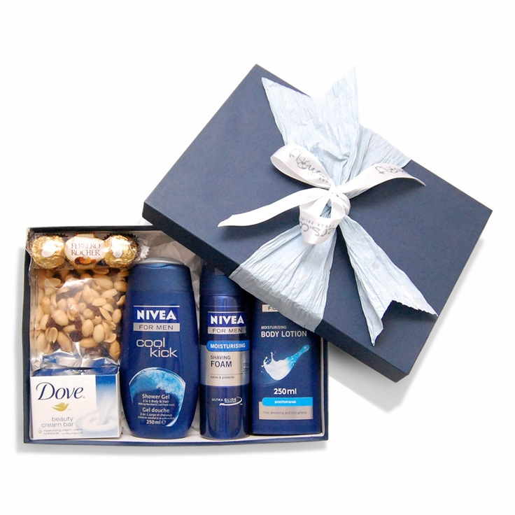 Nivea Men + Lindt Gift Hamper