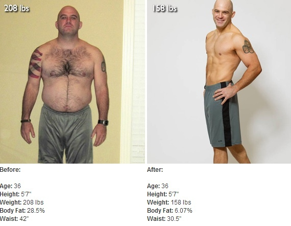 best weight loss program for 50 year old male