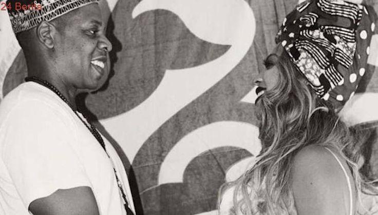 Ungkapan Cinta Jay-Z untuk Beyonce di Hari Ulang Tahun
